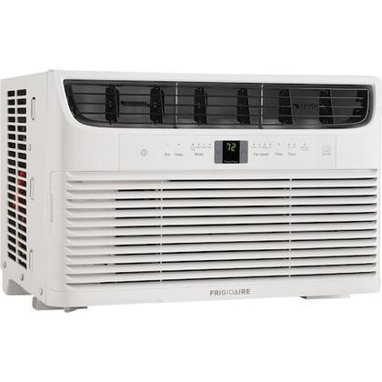 See Details - Frigidaire 6,000 BTU Window-Mounted Room Air Conditioner