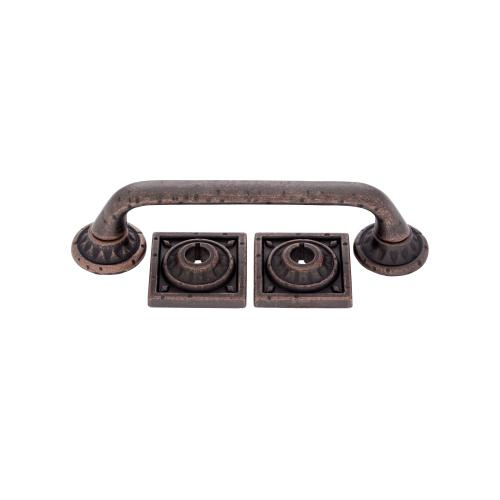 Aged Copper 96 mm c/c Pompeii Pull