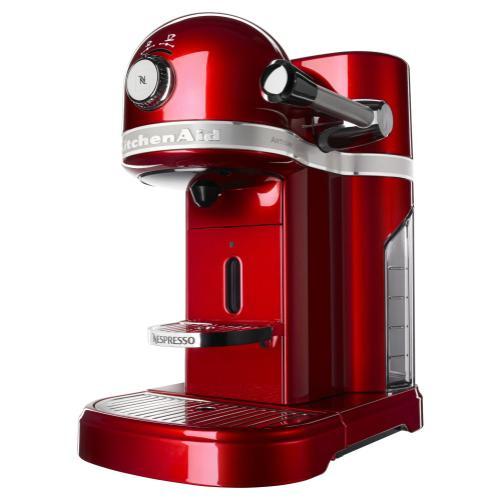 Nespresso® Espresso Maker by KitchenAid® - Empire Red