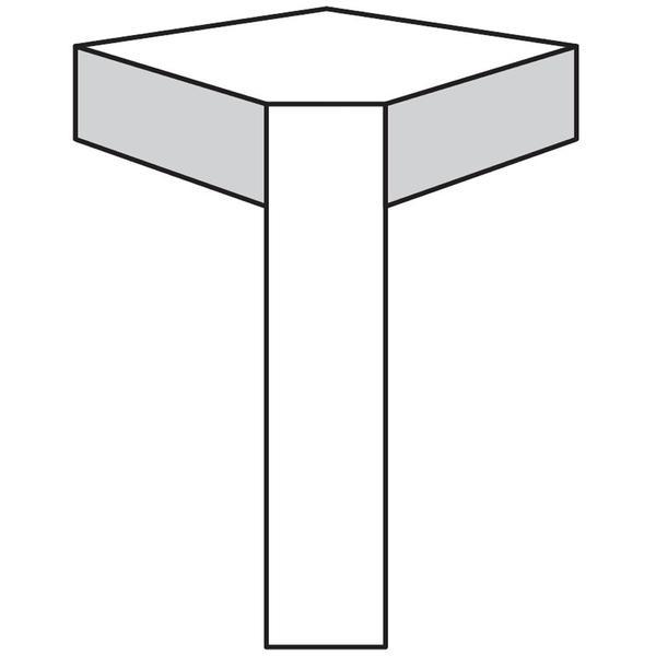 See Details - Corner Base Turn Unit Closed Both Sides