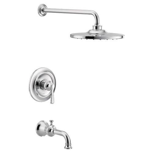 Colinet chrome m-core 3-series tub/shower