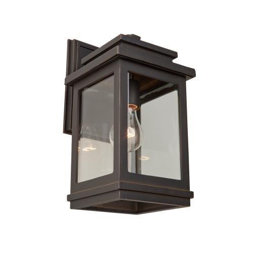 Artcraft - Freemont AC8290ORB Outdoor Wall Light
