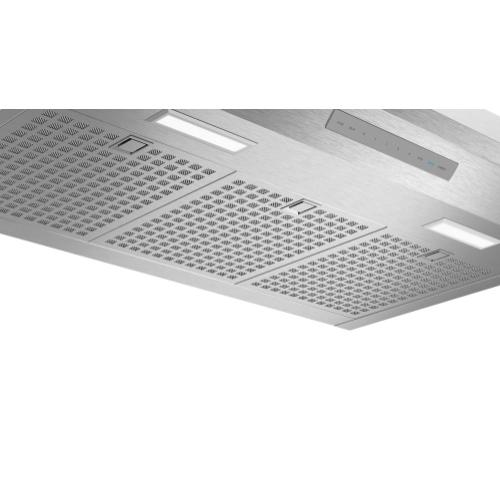 Pyramid Chimney Wall Hood 36'' Stainless Steel HMCB36WS
