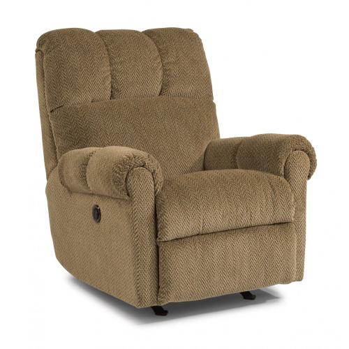 Product Image - McGee Fabric Power Recliner