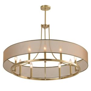 """Ghost Pendant Chandelier 36"""" Product Image"""
