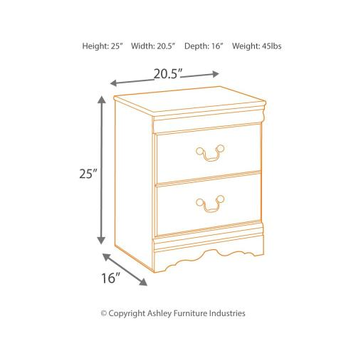 Huey Vineyard Nightstand