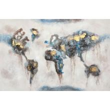 Modrest ADD3232 - Abstract Oil Painting