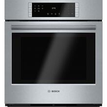 "800 Series, 27"", Single Wall Oven, SS, EU Convection, Touch Control ""OUT OF BOX"""