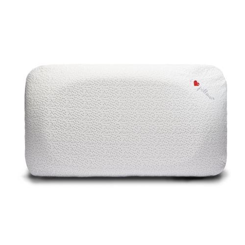 I Love Pillow - Contour Profile King Bamboo Pillow