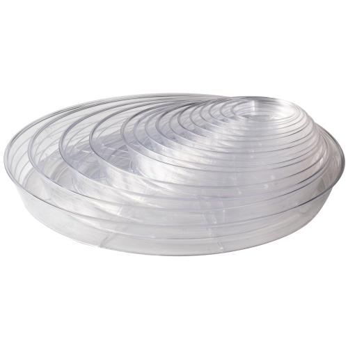"13.75"" Air Transparent Saucer"