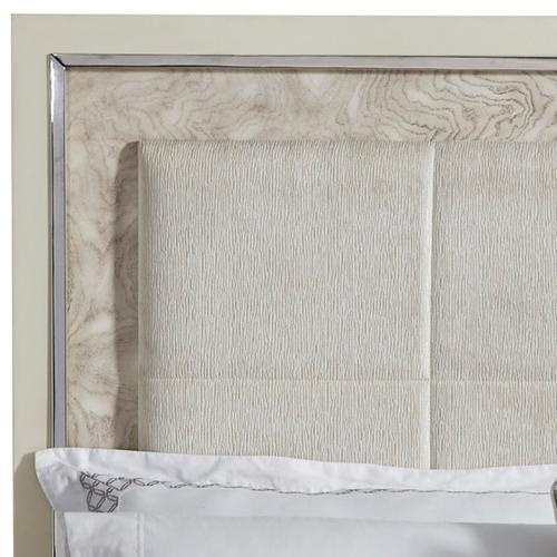 Pulaski Furniture - Cydney Queen Upholstered Panel Headboard