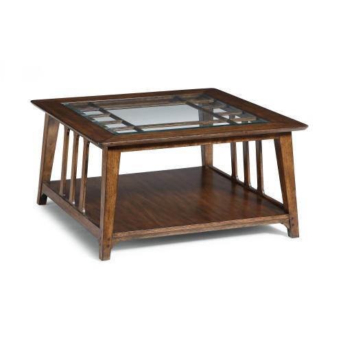 Flexsteel - Sonora Square Coffee Table
