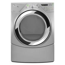 Lunar Silver Whirlpool® Duet® Steam 7.2 cu. ft. Gas Dryer