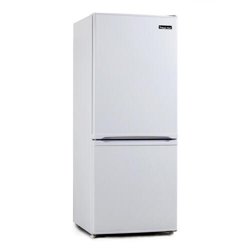 9.2 cu. ft. Refrigerator in White