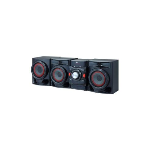 LG XBOOM 700W 2.1ch Mini Shelf System with Subwoofer and Bluetooth®