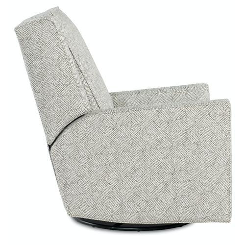 Sam Moore Furniture - Living Room Dekker Swivel Glider Recliner - Manual