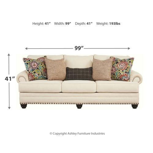 Gallery - Harrietson Queen Sofa Sleeper