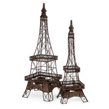 SC, Eiffel Tower Accents - Set of 2