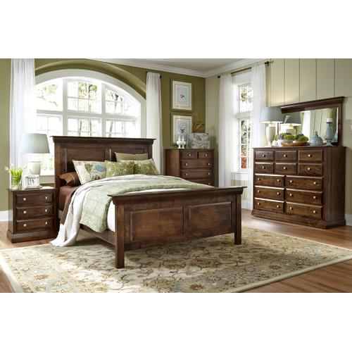 Simply Amish - Colburn Under-Bed Storage, King/Queen