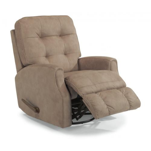 Devon Swivel Gliding Recliner