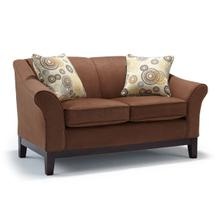 EMELINE LOVESEAT 0 Stationary Loveseat