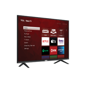 "TCL 50"" Class 4-Series 4K UHD HDR LED Smart Roku TV - 50S435"