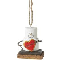 "S'mores ""I Love You"" Ornament"