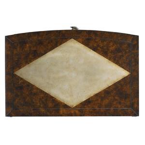 Hooker Furniture - Three-Drawer Diamond Motif Chest-Floor Sample-**DISCONTINUED**