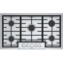 See Details - Benchmark® Gas Cooktop 36'' Stainless steel NGMP656UC