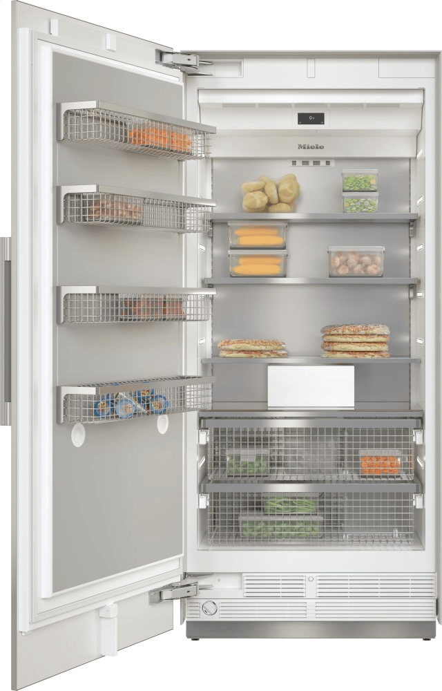 MieleF 2912 Sf - Mastercool™ Freezer For High-End Design And Technology On A Large Scale.