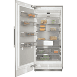 MieleMiele F 2911 SF - MasterCool(TM) freezer For high-end design and technology on a large scale.