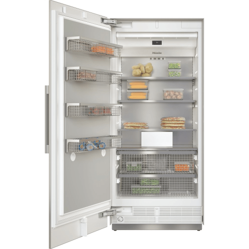 F 2911 SF - MasterCool™ freezer For high-end design and technology on a large scale.