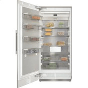 F 2912 SF - MasterCool™ freezer For high-end design and technology on a large scale.