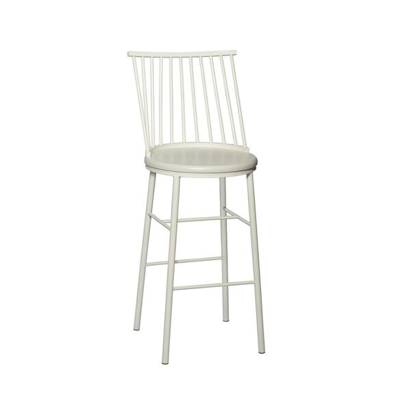 Frida Barstool White