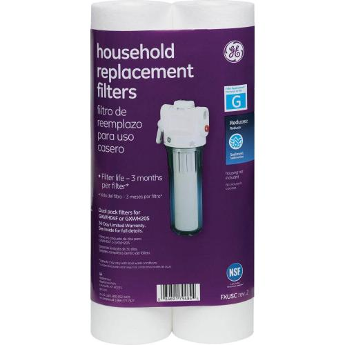 GE® Household Replacement Filters