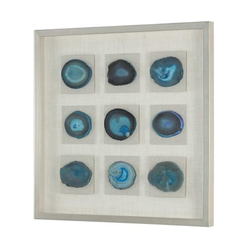Cerulean Shadow Box