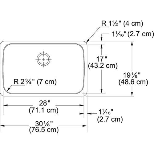 Franke - Grande GDX11028 Stainless Steel
