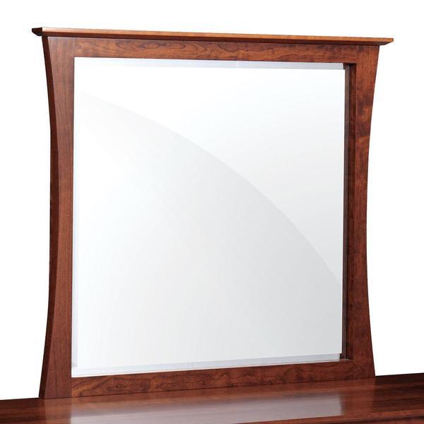 See Details - Loft Dresser Mirror, 51'w x 37'h