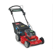 "22"" (56cm) 60V MAX* Electric Battery SMARTSTOW Personal Pace Auto-Drive High Wheel Mower (21466)"