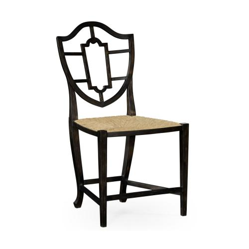 Aveburn Charcoal Wash Side Chair