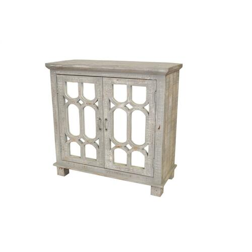 Castleberry 2 Door Cabinet
