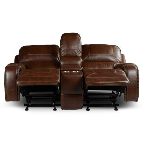 Keily Manual Glider Reclining Loveseat