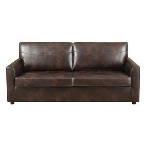 Slumber Queen Sleeper Sofa, Coffee U3215-50-25