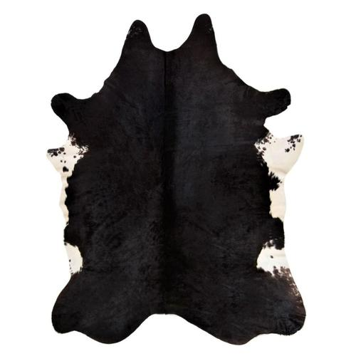 Black & White Cowhide