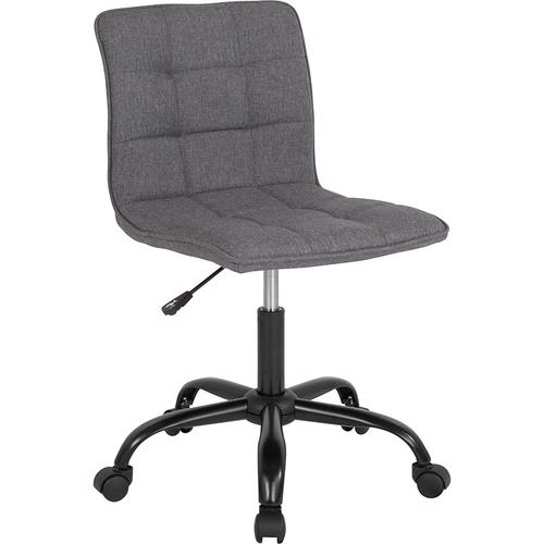 Gallery - Sorrento Home and Office Task Chair in Dark Gray Fabric