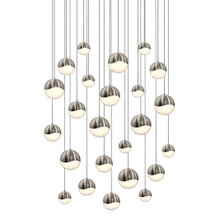 Grapes® 24-Light Round Assorted LED Pendant