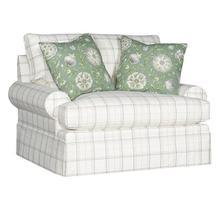 Highland Park Chair & 1/2, Highland Park Ottoman