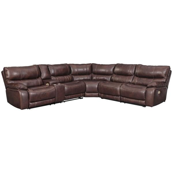 See Details - Muirfield 3-piece Power Reclining Sectional