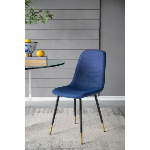 A & B Home - S/4 Dining Chair