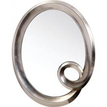 Modrest PU042 - Transitional Round Mirror